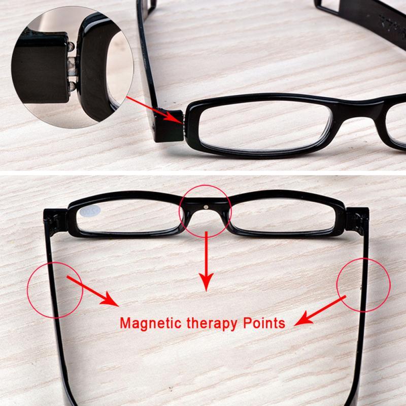 1e93fdd7c6f Unisex Portable 360 Degree Rotate Foldable Reading Glasses The ...