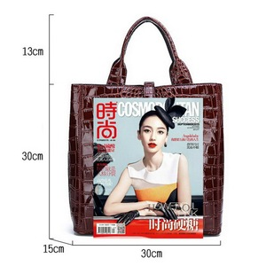 Image 5 - DIINOVIVO New Fashion Leather Bags 3 Set Women Handbag Luxury Large Capacity Tote Bag Purses and Handbags Wholesale WHDV0892