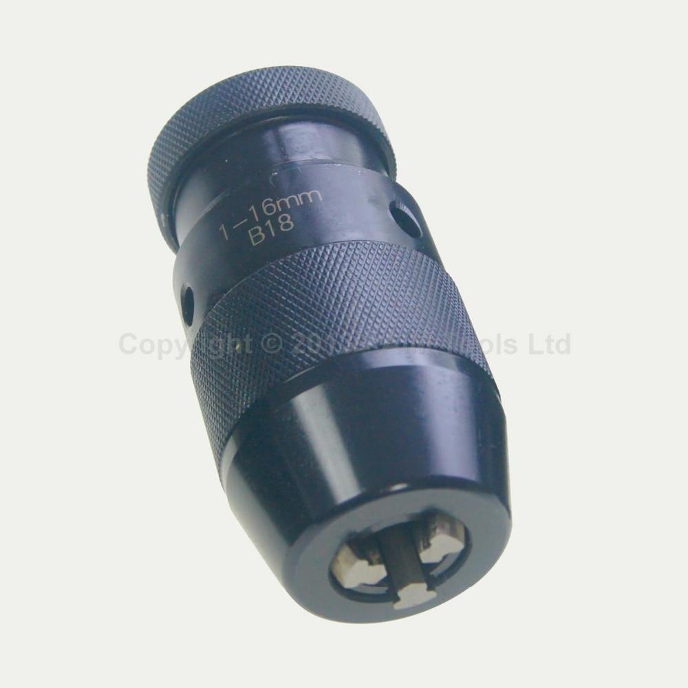 Didelės apkrovos precizinis beširdis suoliukas Drill Press Gręžimo staklės B18 1-16 mm