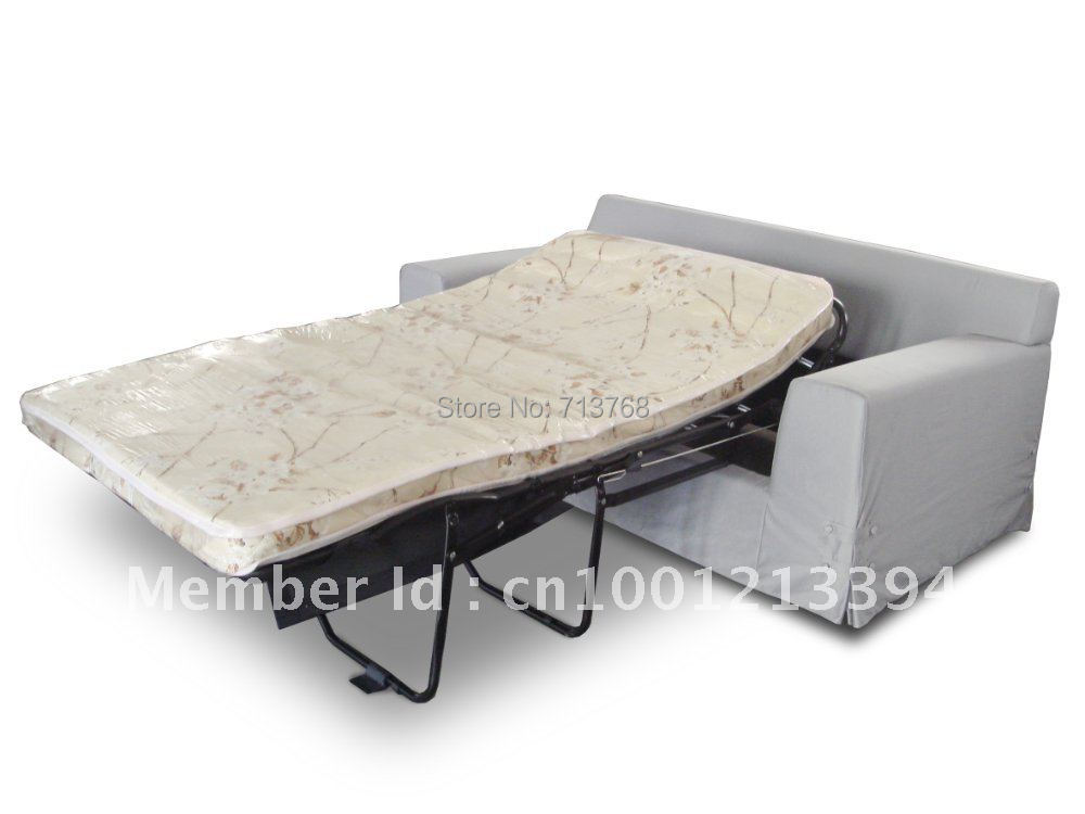 Modern Furniture Living Room Fabric Bond Leather Sofa 3 Seater Bed