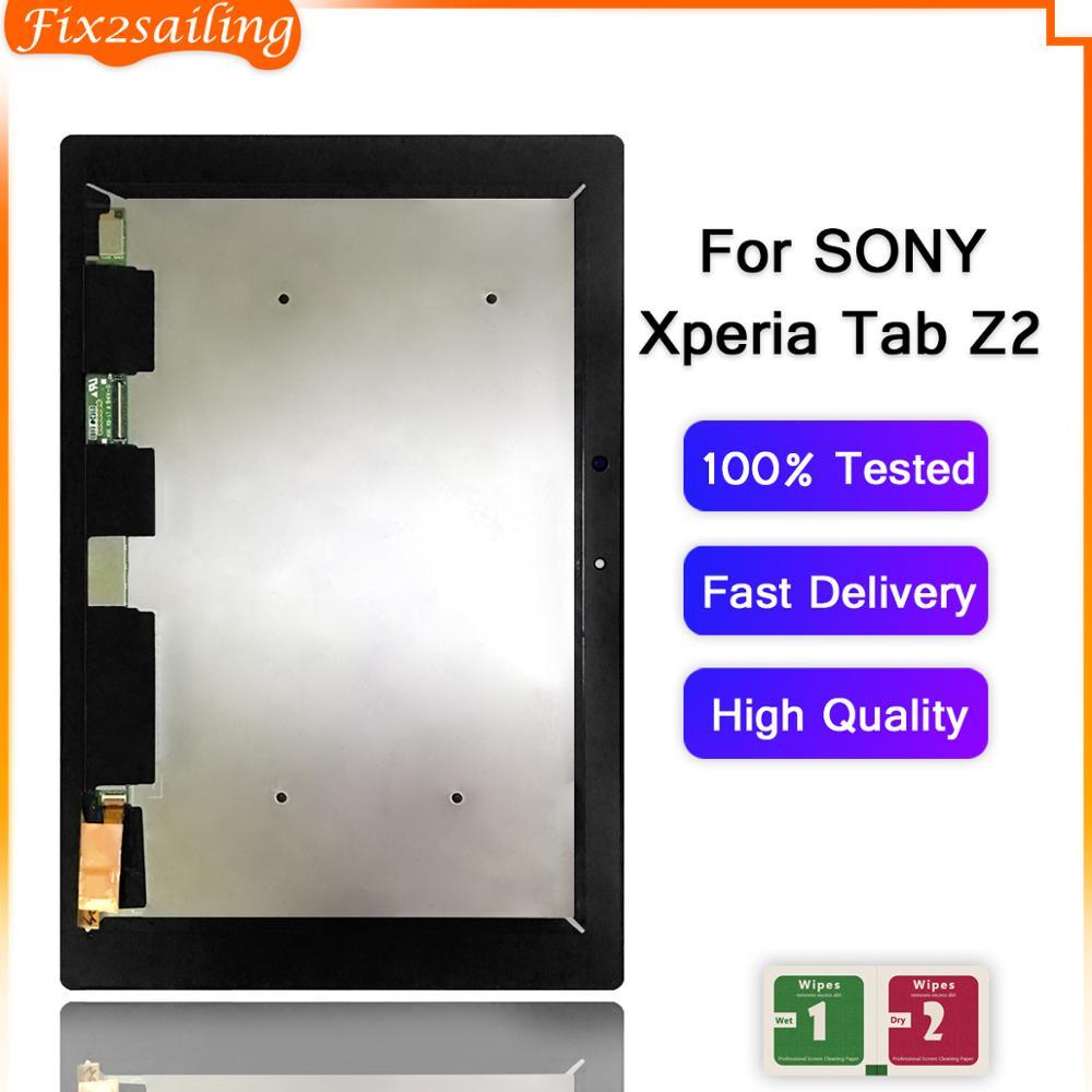 Sony Xperia Z2 Tablet SGP511 SGP512 SGP521 SGP561 LCD Screen Digitizer Touch