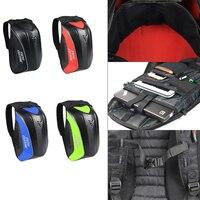 NEW Men's motorcycle backpack Moto bag Waterproof shoulders reflective helmet bag motorcycle Riding racing package