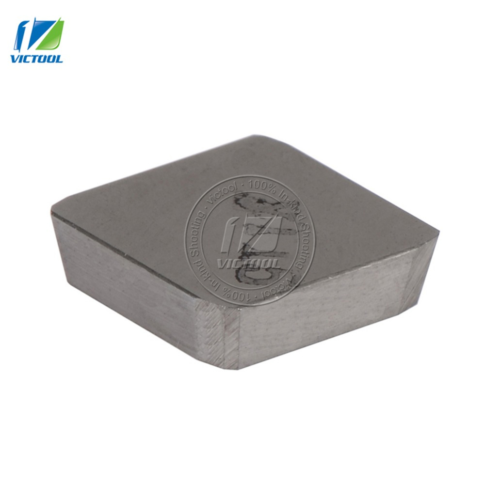 10 Pcs/lot YT15 Tungsten Square Carbide Inserts High Quality For The Cutterhead Of CNC Milling Machine Free Shipping