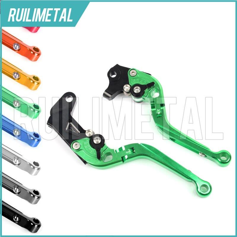 Adjustable Extendable Folding Clutch Brake Levers for HONDA CB 1000 X-11 X-Eleven 99 00 01 02 2001 2002 CB1100 SFy ED 03 2003 folding extendable brake clutch levers for honda cb919 cb900f hornet 900 2002 2007
