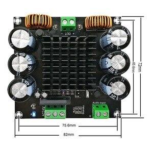 Image 2 - 420W TDA8954TH BTL Mode HIFI Mono Digital Amplifier Board High Power Stage Speaker subwoofer amplifier
