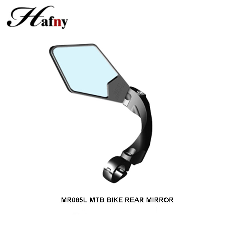 Hafny Bike Rearview Mirror MTB Road Bicycle Acrylic Handlebar Blind Spot Flexible Cycling Safety Rear