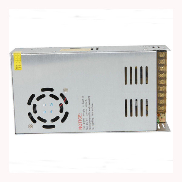 ALLISHOP 360W 48V 7.5A Power Supply Switching Switch for CCTV camera LED Strip AC 100-240V Input to DC 48V Adapter Free shipping allishop 300w 48v 6 25a single output ac 110v 220v to dc 48v switching power supply unit for led strip light free shipping