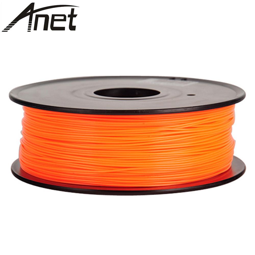 Prix pour Univeral anet 340 m 1.75mm pla 3d impression filament matériau biodégradable