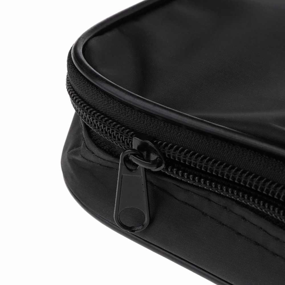 Multimeter Black Colth Bag 20*12*4cm UT Durable Waterproof Shockproof Soft Case
