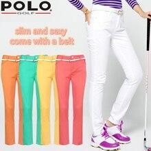 Brand Polo Tour Performance Dri Fit Slim Elastic Womens Golf Pants Size Women s Premium Pants