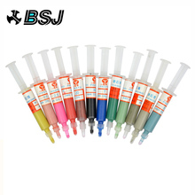 12pcs polishing paste glass Diamond abrasive grinding polishing needle tube W0.5-W40 for Metal jade jewelry