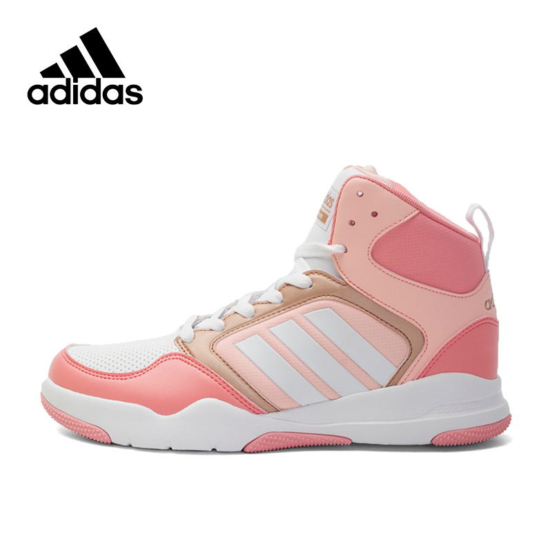 Authentic New Arrival Adidas NEO Label CLOUDFOAM Women's Skateboarding Shoes Sneakers Classique Shoes Platform adidas original new arrival official neo women s knitted pants breathable elatstic waist sportswear bs4904