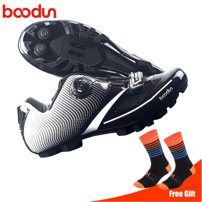 BOODUN Cycling Shoes Mountain Bike Men sneakers Women zapatillas deportivas hombre Outdoor Professional Athletic Bicycle Shoes