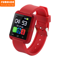 Bluetooth SmartWatch W8 Bluetooth Smart Watch U8s WristWatch Digital Sport Watches For Android Phone Wearable Electronic