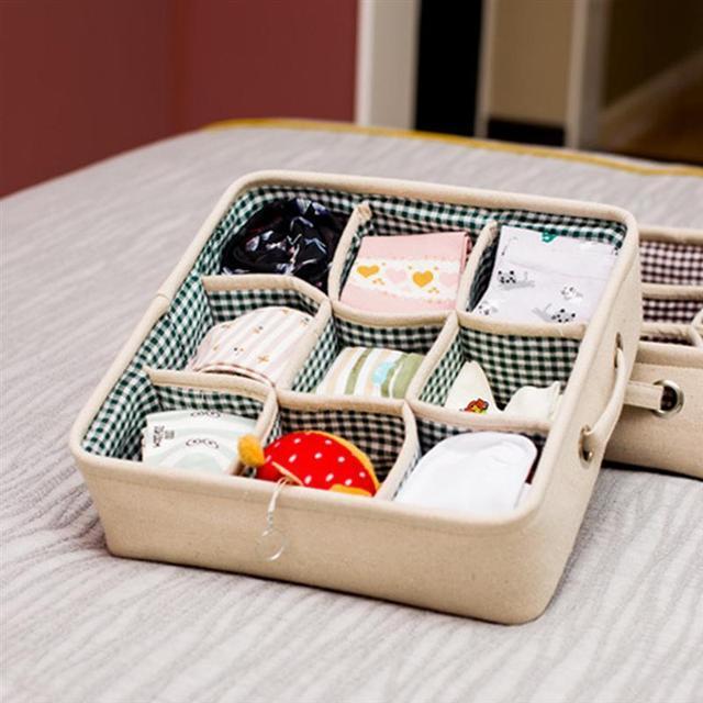 Excellent Unterbett Lagerung Schublade Organizer Unter Dem Bett Lagerung  Container Bh Kleidung Unterwsche Socken Unterbett Box