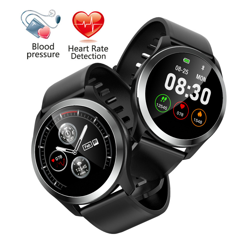 ECG PPG Smart Watch ECG Display Measurement Diagram Blood Pressure Men Smartwatch Women Smart Band for Android IOS Phone