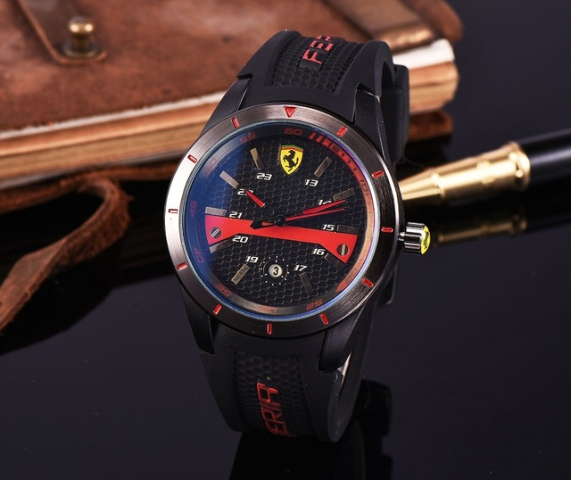 2019 Top brand Hot Sale Famous Man Watch Leather Women Fashion Dress Watch Herm Luxury High Quality Stainless steel small dial