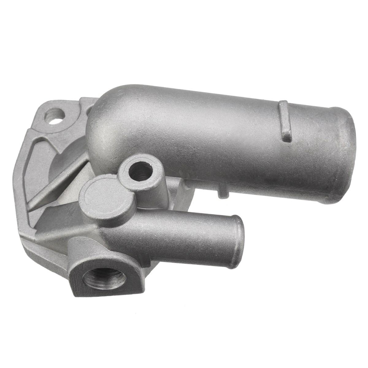 Двигатели для автомобиля Хладагент термостат с Корпус для Jeep/Wrangler CHEROKEE COMANCHE TJ для Dodge Dakota #902-306 53006192 ...