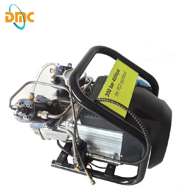220v50hz New Style Auto Stop Air Pump 300bar 4500psi High