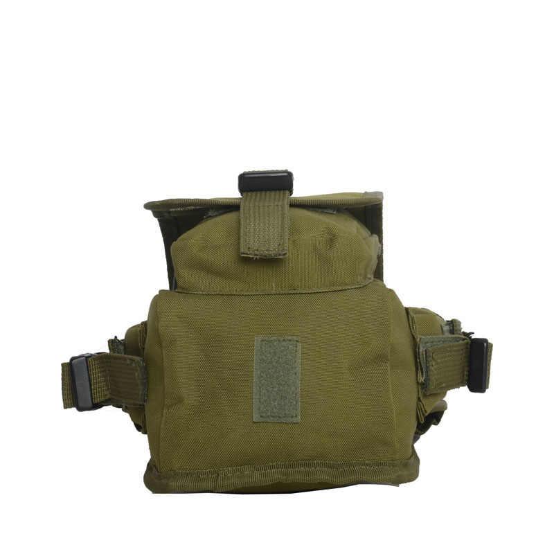 Mannen Drop Been Tassen Pouch Militaire Fanny Packs Geld Reizen Motorfiets Comfortabele Waterdichte Camouflage Multifunctionwaist Packs