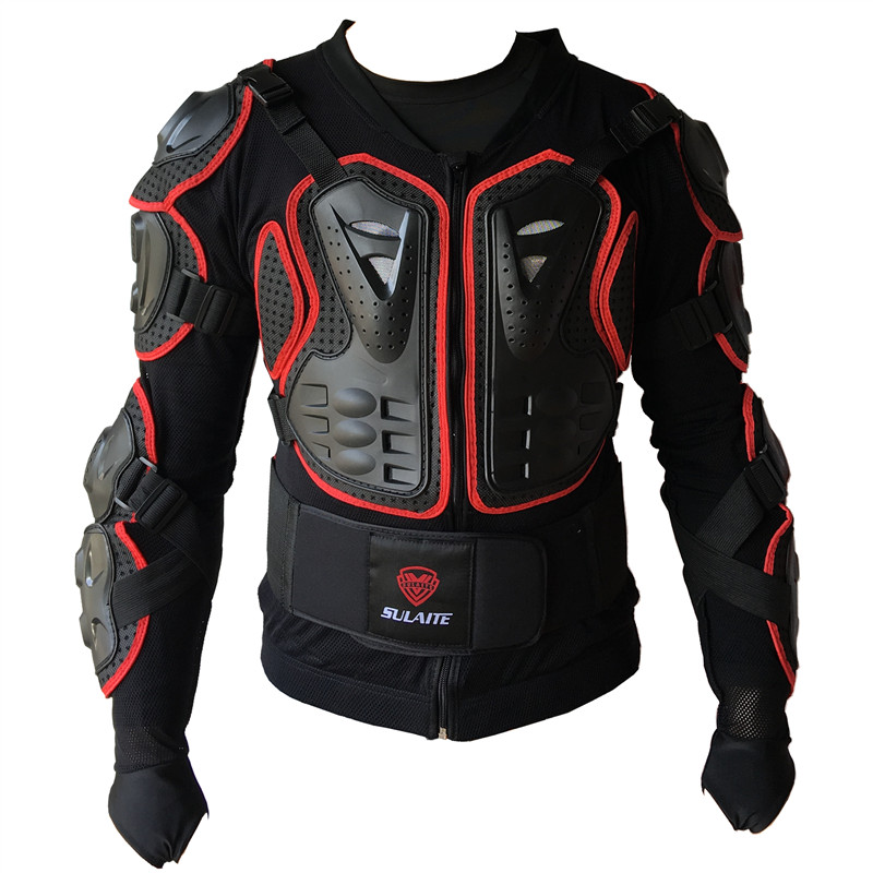 Veste professionnelle de protection de sports de moteur d'armure de corps de vélo de montagne de descente armure de vélo CE approuvée veste de moto - 2