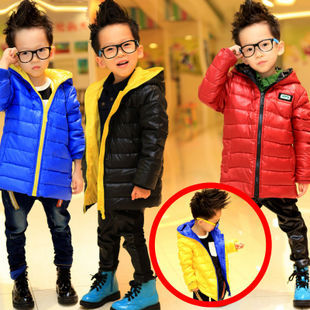 c36da3860d6a Free shipping Winter boy s labeling embroidered boy s candy color ...