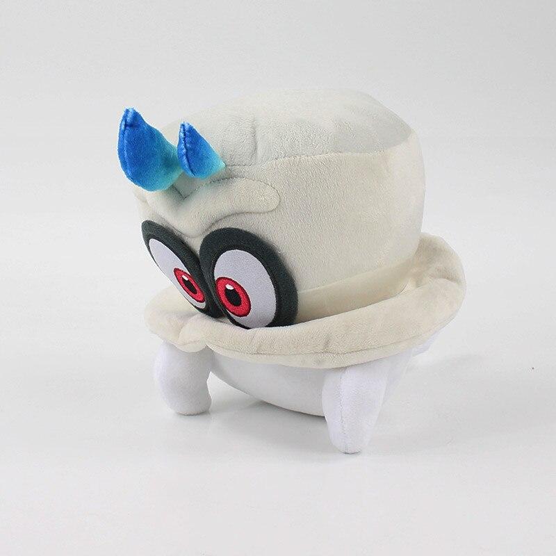 20cm Mario Odyssey Cappy Plush Toy Stuffed Figure Doll for Kids