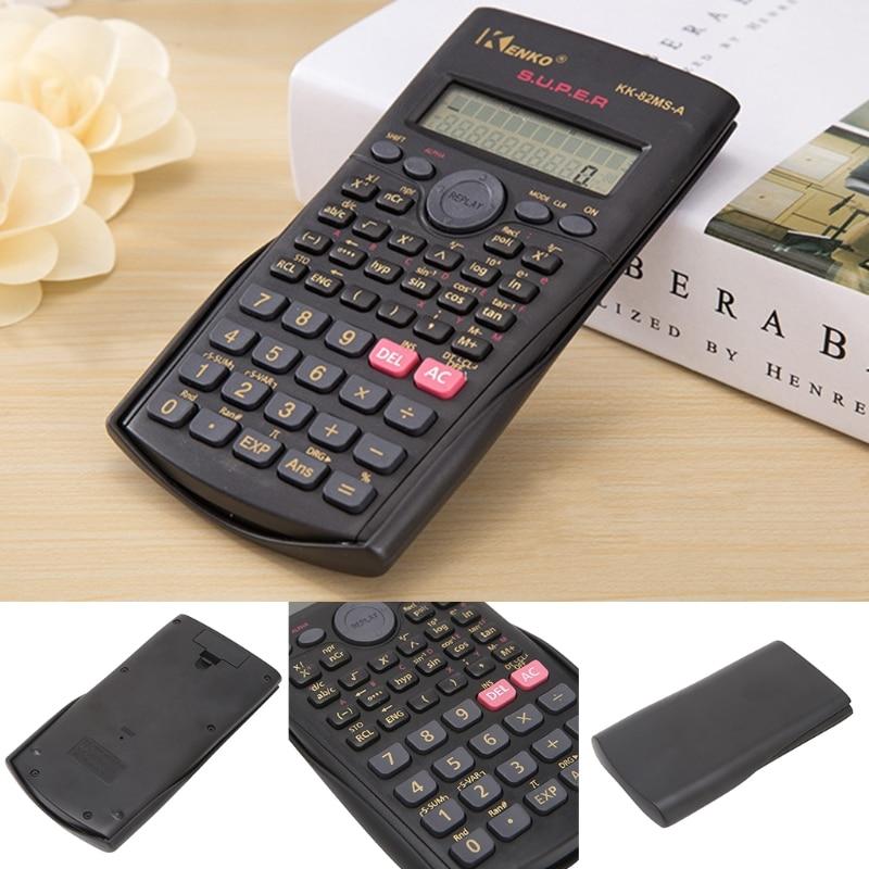 Ootdty Новый Функция калькулятор карманный Multi-Функция 2-линии Дисплей цифровой ЖК-дисплей научный калькулятор оптовая продажа наивысшего кач...