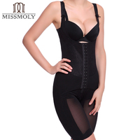Miss Moly Womens Afslanken Ondergoed Body Shaper Corrigerende Ondergoed Shapewear Tummy Underbust Taille Korsetten Bodysuit Girdles