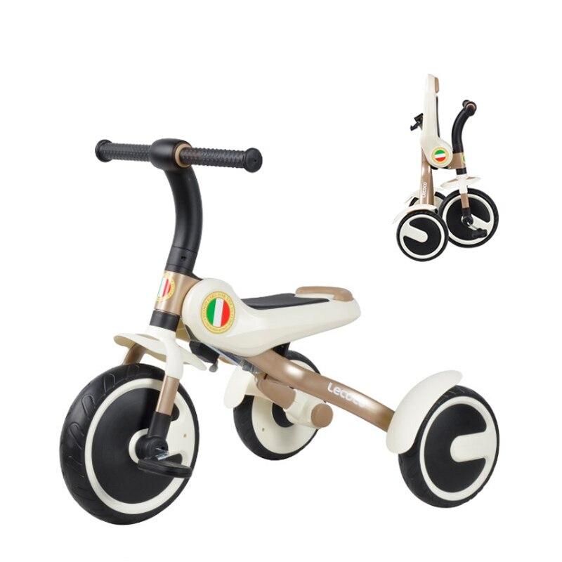 Vélo à trois roues 3 roues enfants scooter course de vélo enfants vélo enfants vélo