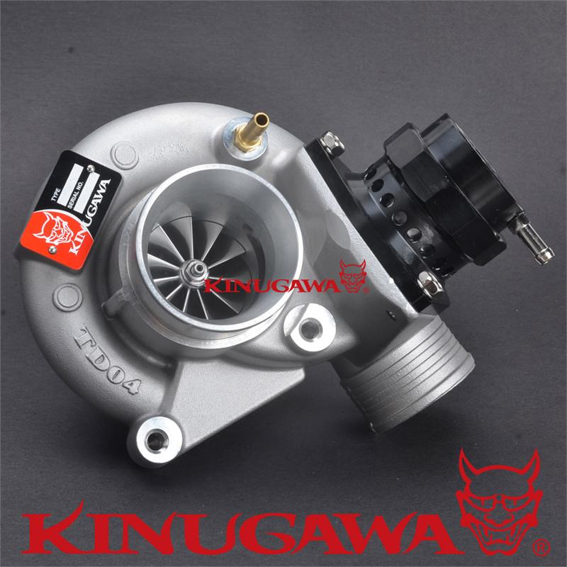 Kinugawa Billet STS Turbo Cartridge CHRA Kit TD04HL-20T for VOLVO T5 850 S60 S70 V70 цена