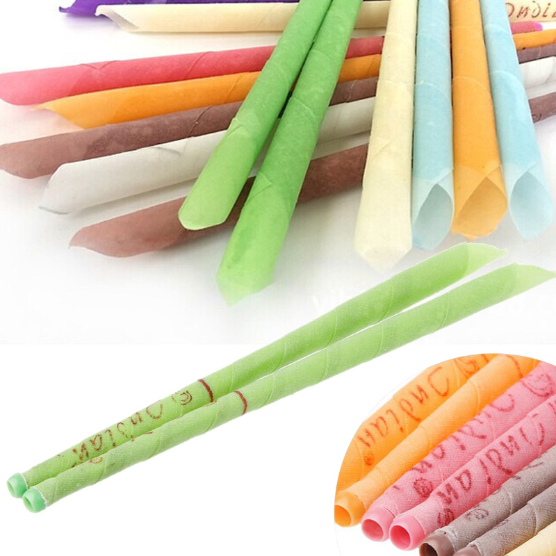 1 Paper Holder 40Pcs Hopi Ear Candle Cotton Blend Plugs Pure Bee Wax Cleaner Coning Fragrance Ear Treatment Indian Ear Candles in Ear Care from Beauty Health