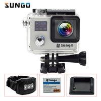 SUNGO Action Camera 4k Waterproof Remote WiFi Ultra HD 1080P 30fps 2 0 170D Novatek96660 Sport