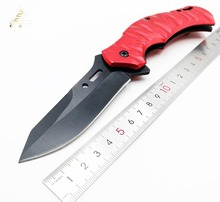 ФОТО grw tactical folding knife 7cr17mov blade aluminum alloy handle survival pocket knife outdoor camping hunting knives edc tools