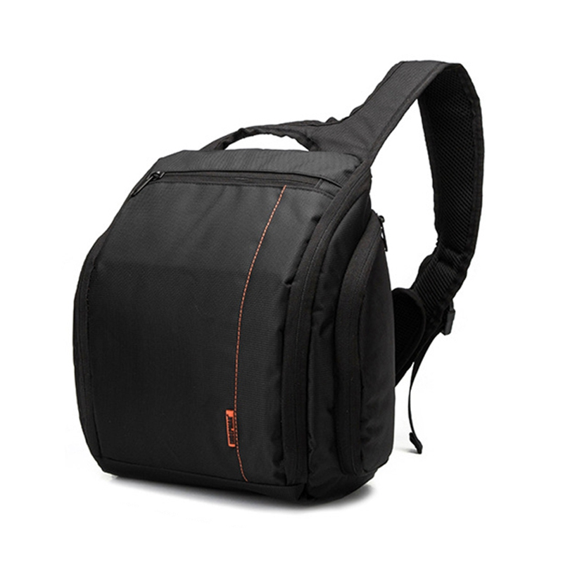 Waterproof Shockproof DSLR Camera Bags Photo Camera Sling Bag Shoulder Cross Digital Case Men Women Chest Bag 2018 waterproof men messenger camera bag brand camera video bags photo bag men digital dslr camera laptop shoulder bags li 1394