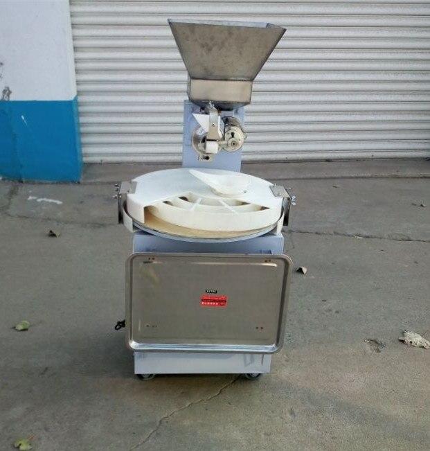 Ev Aletleri'ten Mutfak Robotları'de Hamur Bölücü Ve Yuvarlama Makinesi hamur top yapma makinesi satılık Fırın Pizza Otomatik Hamur Bölücü title=