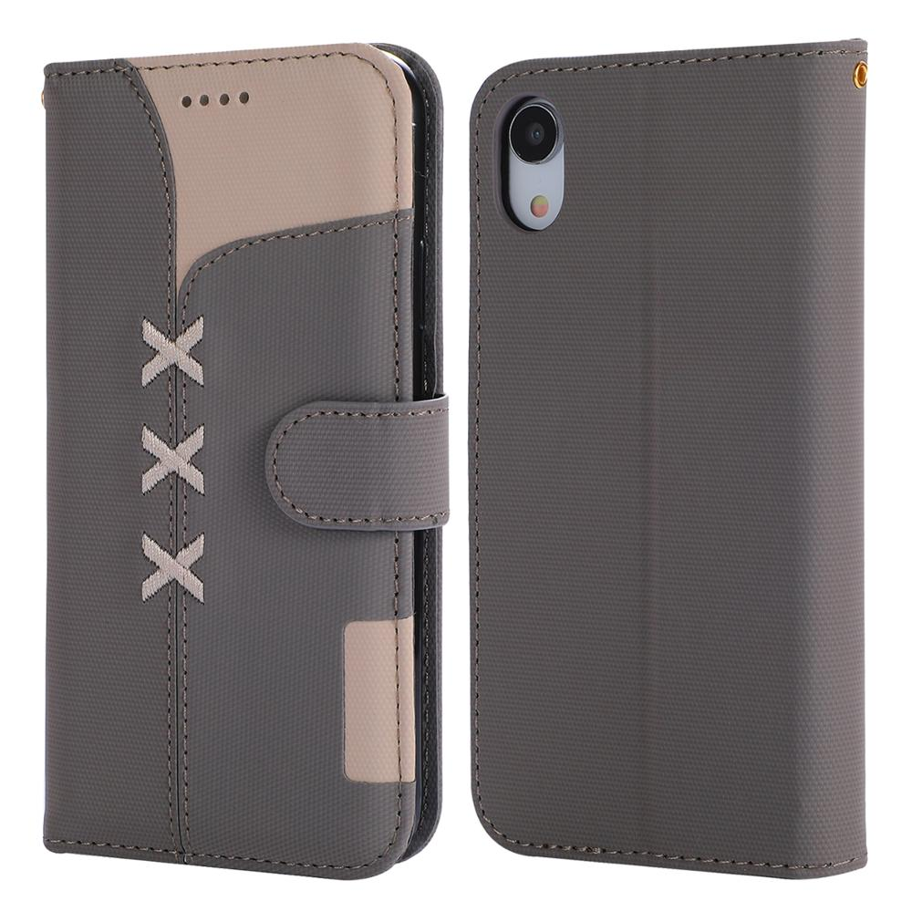 Flip cover iPhone 6 JAMMYLIZARD Custodia full-body protezione
