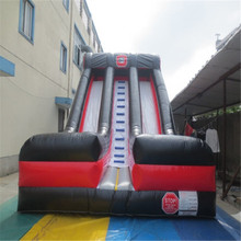 new inflatable bouncers slide playground with CE/UL blower inflatable YLW-180