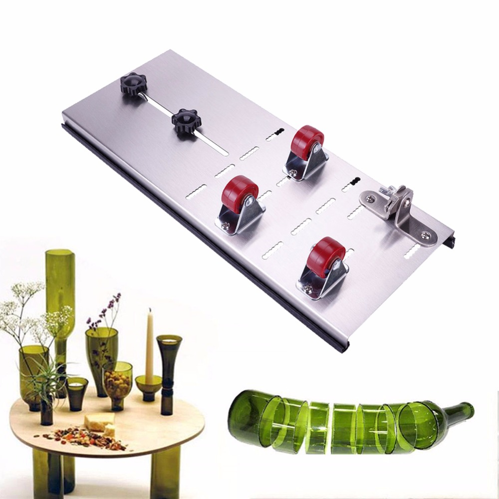 1Pc Glass Bottle Cutter Machine Recycles Wine Bottles ...