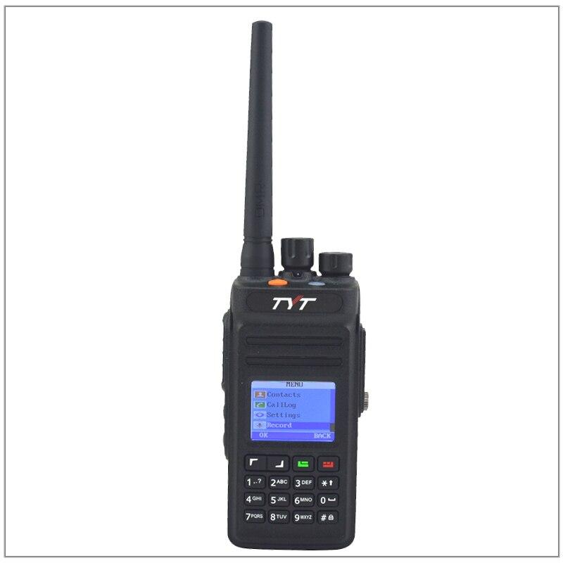 UHF walkieTalkie TYT MD398/MD 398 DMR Digitale Handheld Twee manier radio/walkie talkie IP67 10 Watt 400  470 MHZ Mototrbo Tier I-in Portofoon van Mobiele telefoons & telecommunicatie op AliExpress - 11.11_Dubbel 11Vrijgezellendag 1