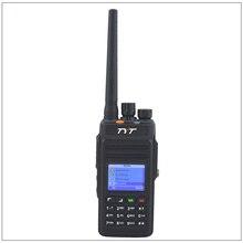 UHF walkieTalkie TYT MD398/MD-398 DMR Kỹ Thuật Số Cầm Tay Hai cách radio/walkie talkie IP67 10 Watts 400- 470 MHZ Mototrbo Lớp TÔI