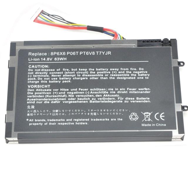 US $48 96 |New laptop battery for DELL M11X M14X R1 R2 R3 PT6V8 P06T P18G  08P6X6 T7YJR-in Laptop Batteries from Computer & Office on Aliexpress com |