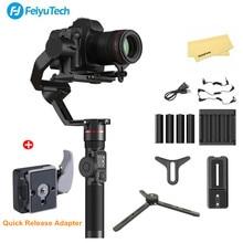 FeiyuTech Feiyu AK2000 3 оси механический ручной Gimbal Стабилизатор камеры DSLR для sony Canon 5D 6D Mark Panasonic GH5 Nikon