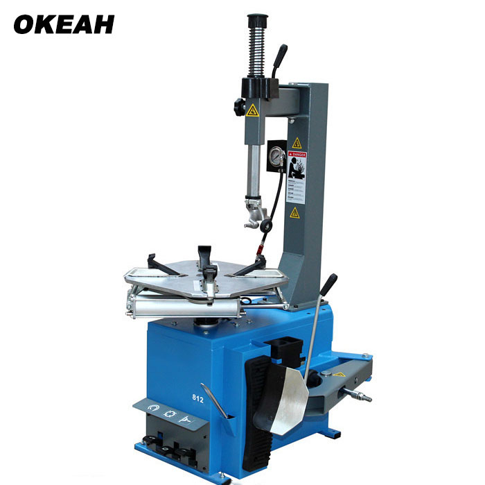 812 Economic Seml-automatic Tyre Changer and Sell All Accessories of Tire Changer
