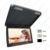 Montado En el Techo del Autobús del coche de 15.6 pulgadas Monitor LCD, Tapa de Monitor LCD para el Coche DVD de $ Number Colores # J-1292