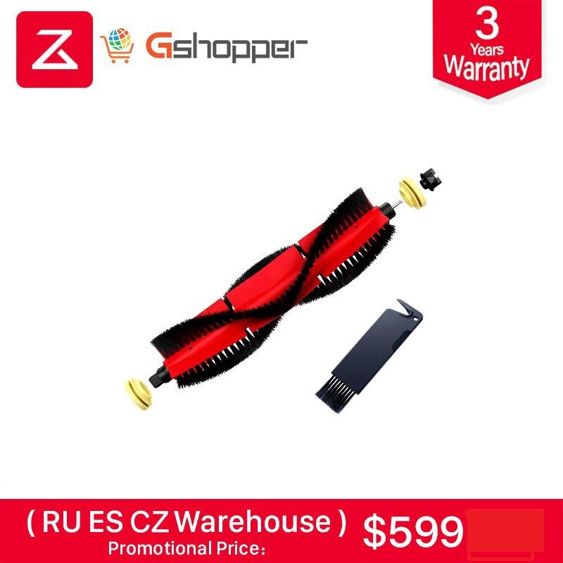 Roborock S6 Original Roborock Main Brush Suitable For Roborock S6 S50 S5 Max Vacuum Cleaner Spare Part