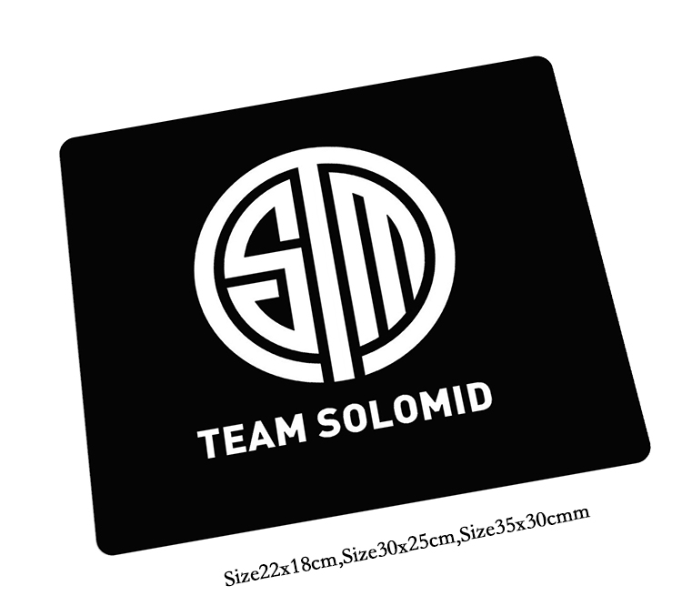 Team Solo Mid mouse pad Popular pad to mouse notbook computer mousepad best seller gaming padmouse gamer to laptop mouse mats