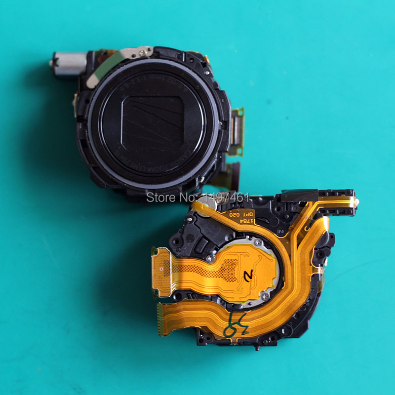 95% New Black/Gold/Red Optical zoom lens +CCD Repair Part For Canon Powershot SX620 HS Digital camera 95%new lens zoom unit for canon for powershot g1x mark ii g1x 2 g1x2 digital camera repair parts ccd