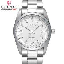 CHENXI Hommes de Bew Mode Montre Hommes Quartz En Acier Inoxydable Montres Homme D'affaires Montres Horloge Cadeaux Mâle Montres masculino
