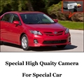 Car Camera For TOYOTA Corolla High Quality Rear View Back Up Camera For Fans to Car Tuning | CCD + RCA